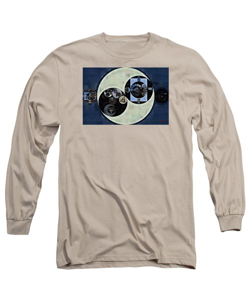 Abstract Painting - Madison Long Sleeve T-Shirt