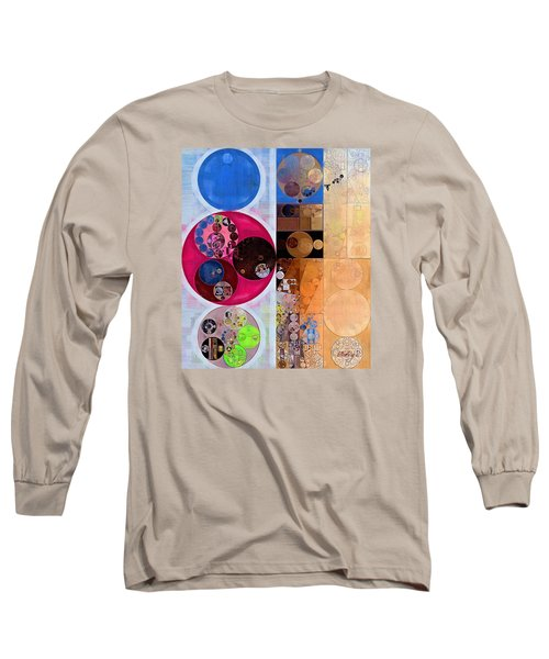 Abstract Painting - Wafer Long Sleeve T-Shirt