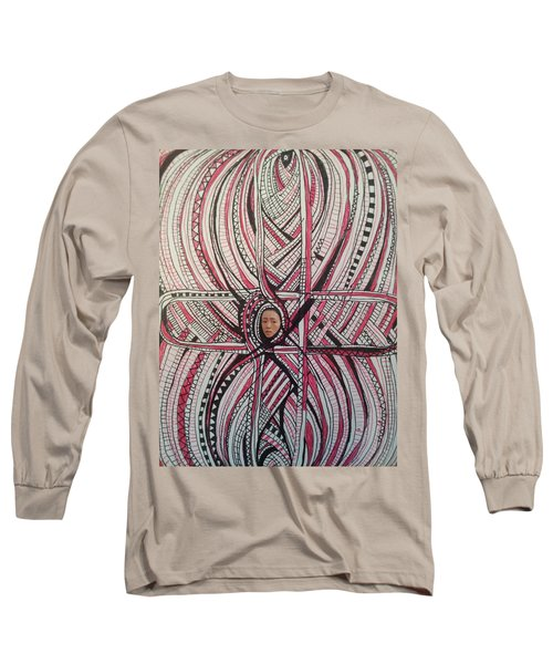 Abstraction 3 Long Sleeve T-Shirt