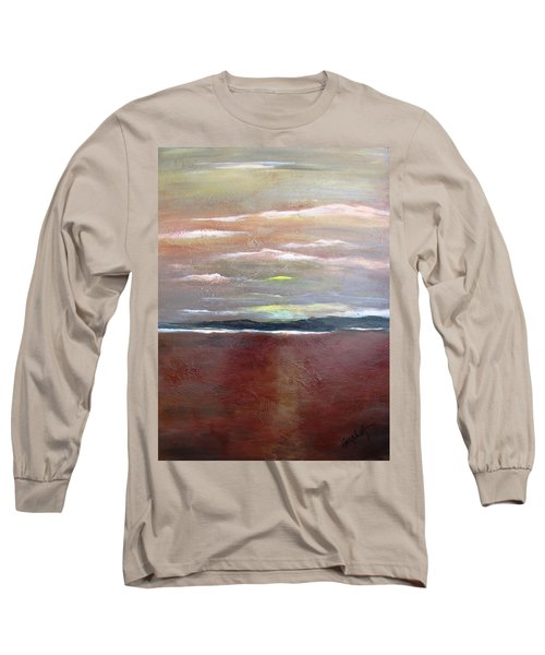 Across The Horizon Long Sleeve T-Shirt