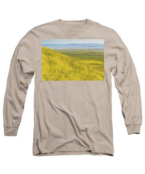 Long Sleeve T-Shirt featuring the photograph Across The Plain by Marc Crumpler