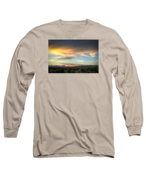 Across The Street Long Sleeve T-Shirt