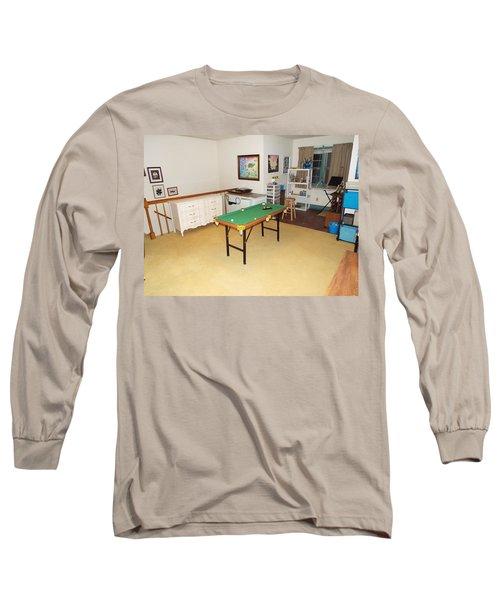 Activity Room Long Sleeve T-Shirt