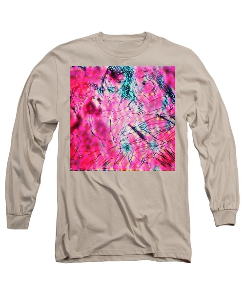 Adam And Eve The Creation Story Long Sleeve T-Shirt