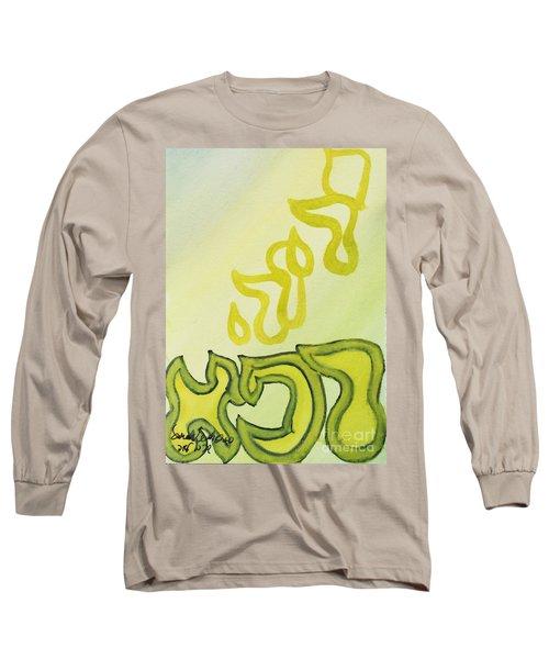 Adonai Rophe - God Heals Long Sleeve T-Shirt