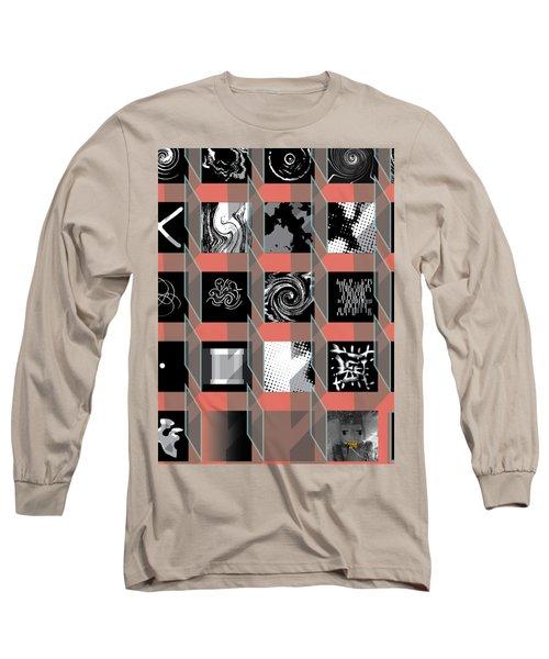 Advent Calendar Long Sleeve T-Shirt by Stan  Magnan