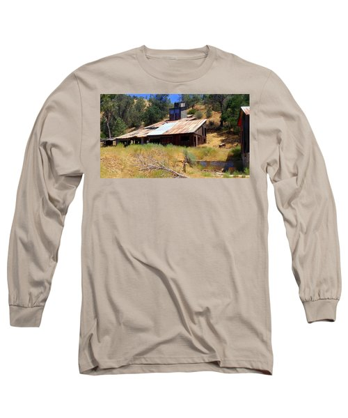 Affordable Housing Kern County Long Sleeve T-Shirt