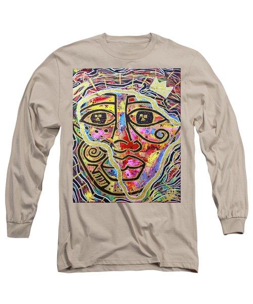 Africa Center Of The World Long Sleeve T-Shirt