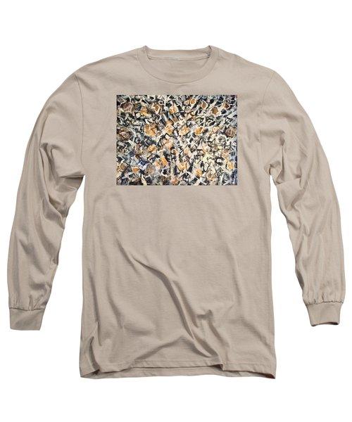 Africa Iv Long Sleeve T-Shirt by Fereshteh Stoecklein