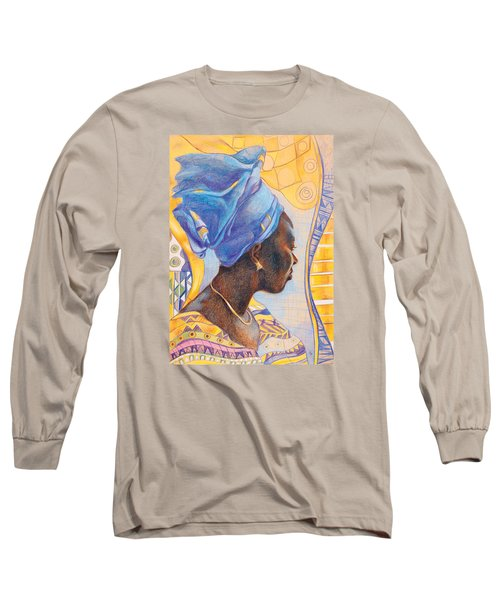 African Secession Long Sleeve T-Shirt