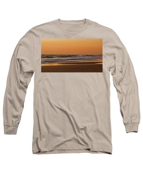 After A Sunset Long Sleeve T-Shirt