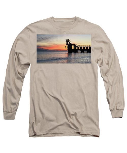 After Sunse Blackrock 3 Long Sleeve T-Shirt