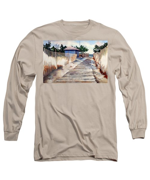 After The Boys Of Summer Long Sleeve T-Shirt