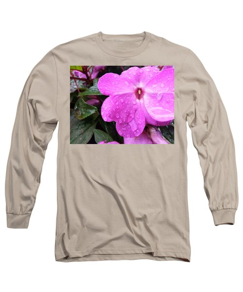 Long Sleeve T-Shirt featuring the photograph After The Rain by Robert Knight