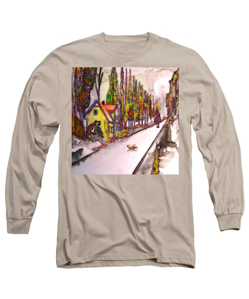 After The Showdown Long Sleeve T-Shirt