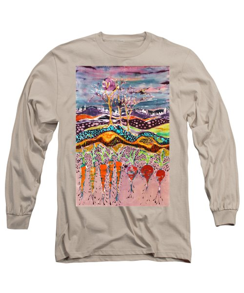 After The Thunderstorm Long Sleeve T-Shirt