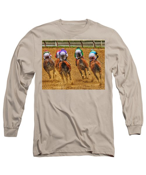 After The Turn Long Sleeve T-Shirt