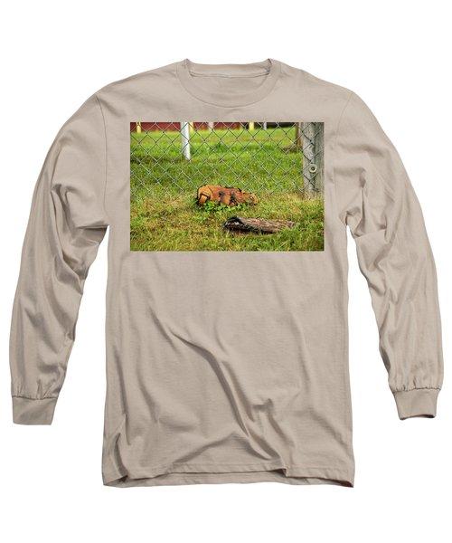 After Video Games Long Sleeve T-Shirt