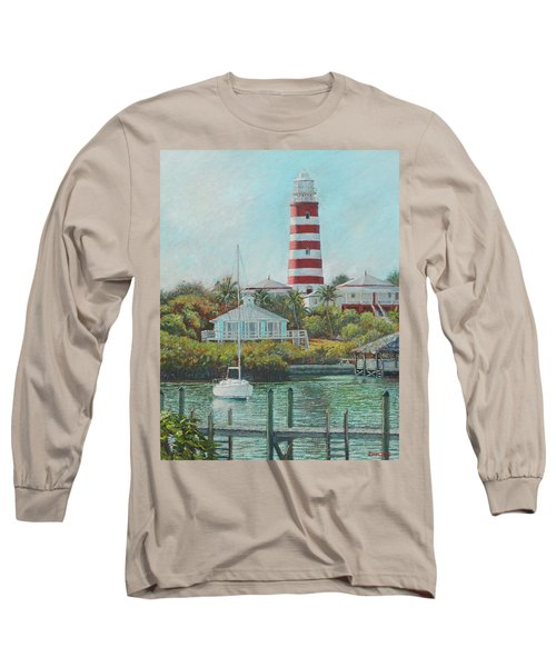 Afternoon In Hope Town Long Sleeve T-Shirt