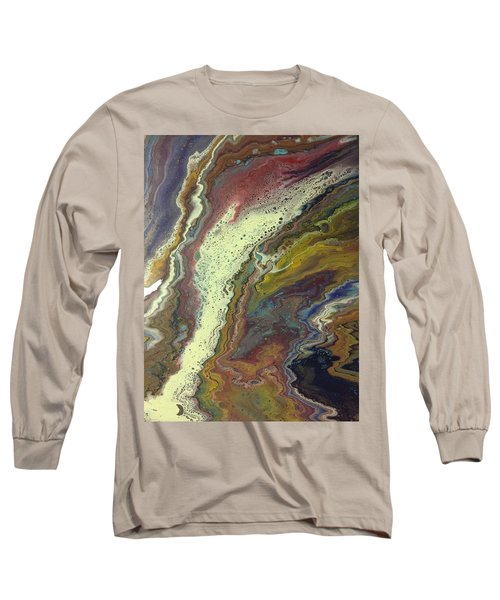 Agate Waterfall Long Sleeve T-Shirt