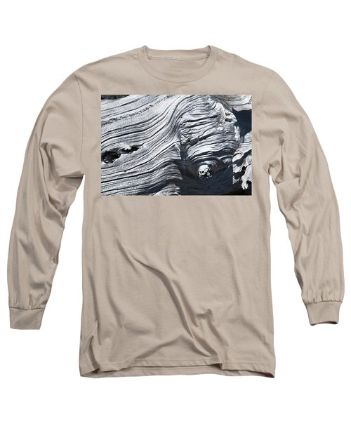 Aging Of Time Long Sleeve T-Shirt