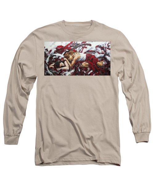 Agony And Empathy Long Sleeve T-Shirt