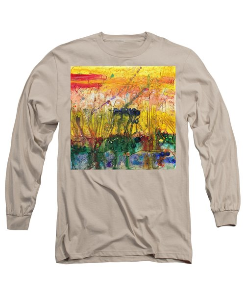 Agriculture Long Sleeve T-Shirt by Phil Strang