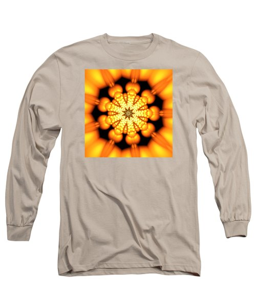 Ahau 9.2 Long Sleeve T-Shirt by Robert Thalmeier