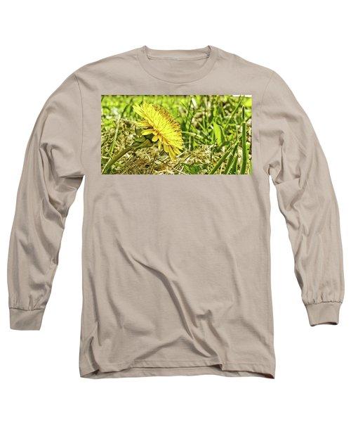Long Sleeve T-Shirt featuring the photograph Aim High by Robert Knight
