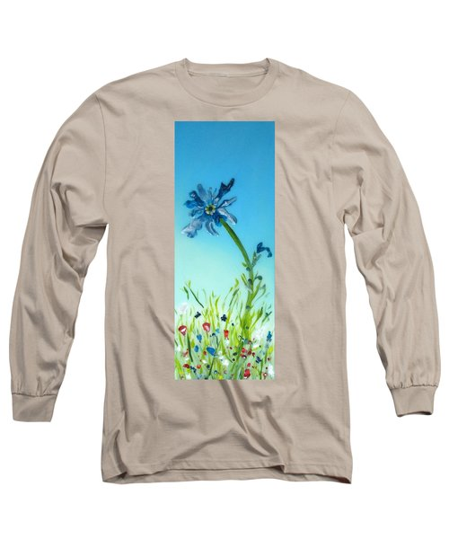 Aiming High Long Sleeve T-Shirt by Mary Kay Holladay