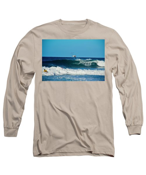 Air Bourne Long Sleeve T-Shirt