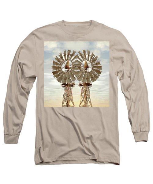 Air Pair Long Sleeve T-Shirt
