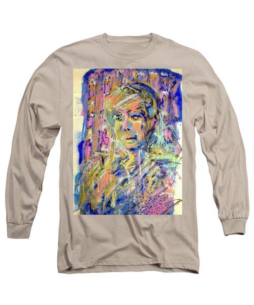Airbrush 2 Long Sleeve T-Shirt