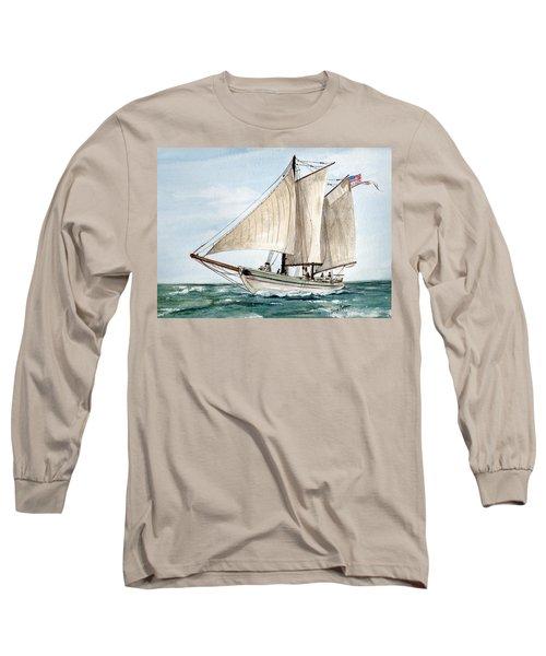 Aj Meerwald  Long Sleeve T-Shirt