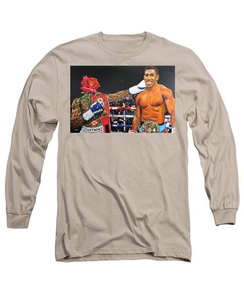 Aj Omo Oduduwa The World Champion Long Sleeve T-Shirt