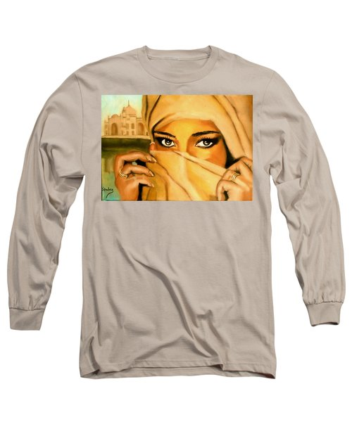 Al-andalus-3 Long Sleeve T-Shirt