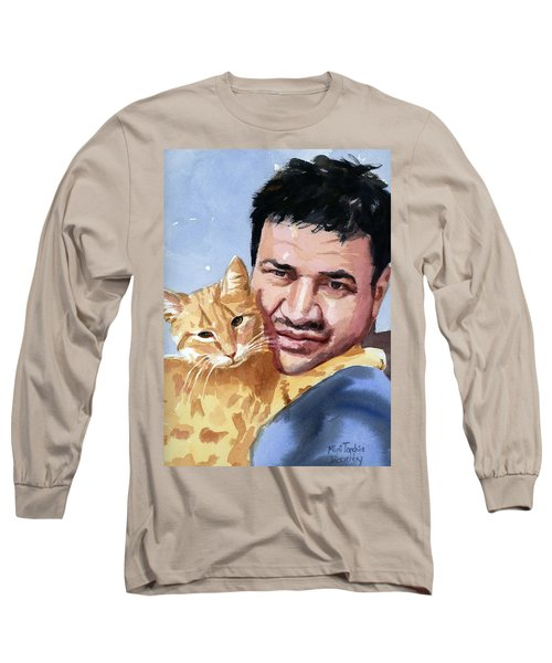Alaa And Feras Long Sleeve T-Shirt