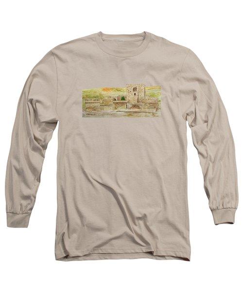 Alcazaba Of Almeria Long Sleeve T-Shirt