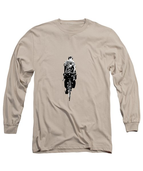 Aldour Long Sleeve T-Shirt by Julio Lopez