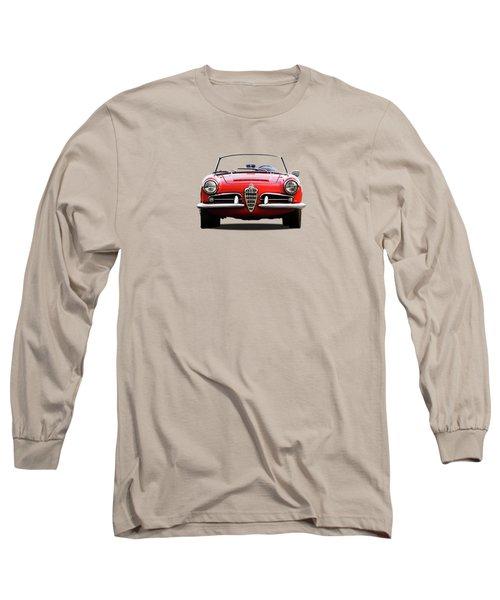Alfa Romeo Spider Long Sleeve T-Shirt