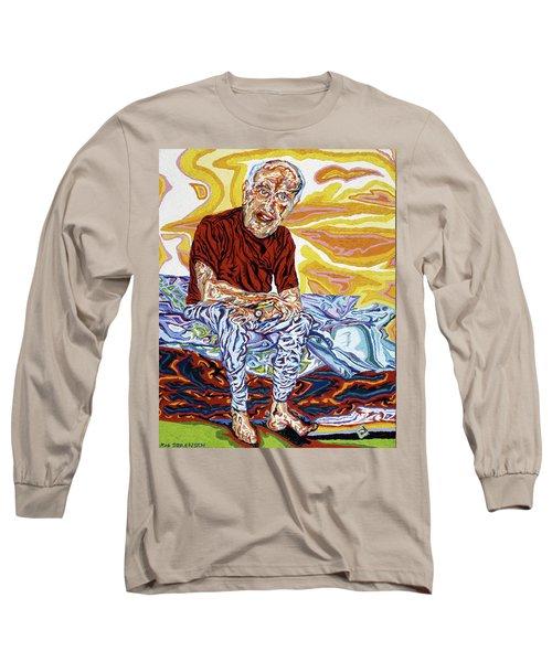 Alfred's Last Days Long Sleeve T-Shirt by Robert SORENSEN