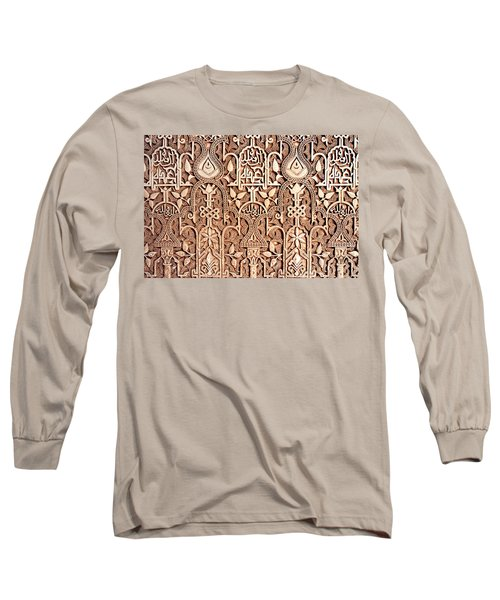 Alhambra Wall Section Long Sleeve T-Shirt