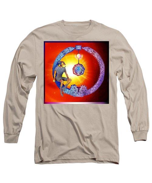 Alien  Dream Long Sleeve T-Shirt