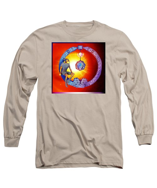 Alien  Dream Long Sleeve T-Shirt