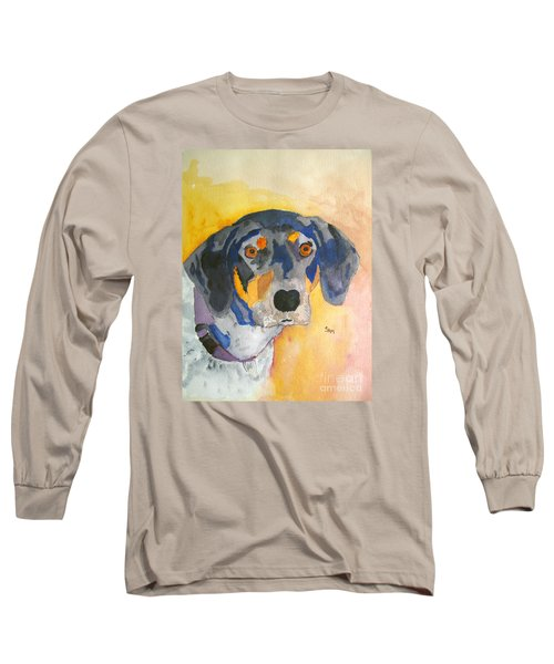 All Ears Long Sleeve T-Shirt by Sandy McIntire