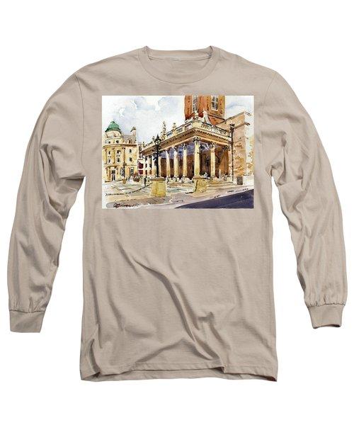 All Saints Church Northampton Long Sleeve T-Shirt