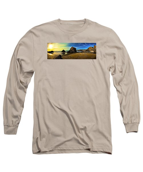 All The Gold In California Long Sleeve T-Shirt