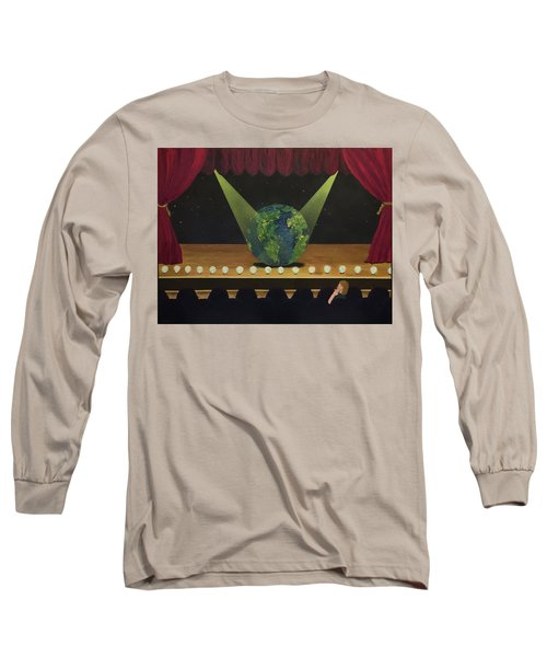 All The World's On Stage Long Sleeve T-Shirt