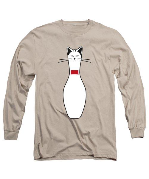 Alley Cat Long Sleeve T-Shirt