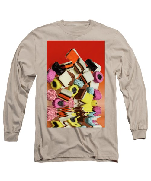 Allsorts Sweets Long Sleeve T-Shirt